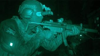 Baja confirmada y mapas nocturnos llegan a Call of Duty: Modern Warfare con nueva actualización