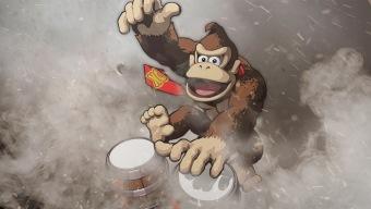 Comprueba cómo se juega a Call of Duty Modern Warfare con los bongos de Donkey Kong