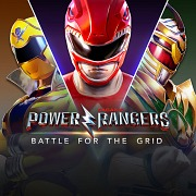 Carátula de Power Rangers: Battle for the Grid - Nintendo Switch