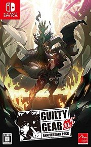 Carátula de Guilty Gear 20th Anniversary - Nintendo Switch