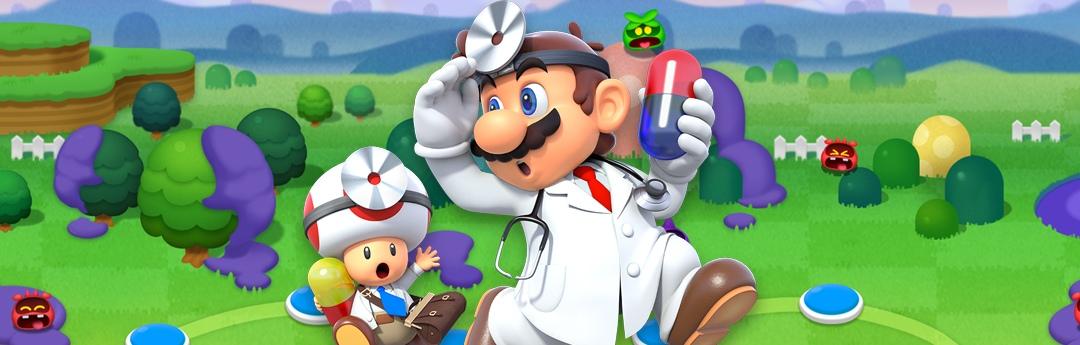 Análisis Dr. Mario World