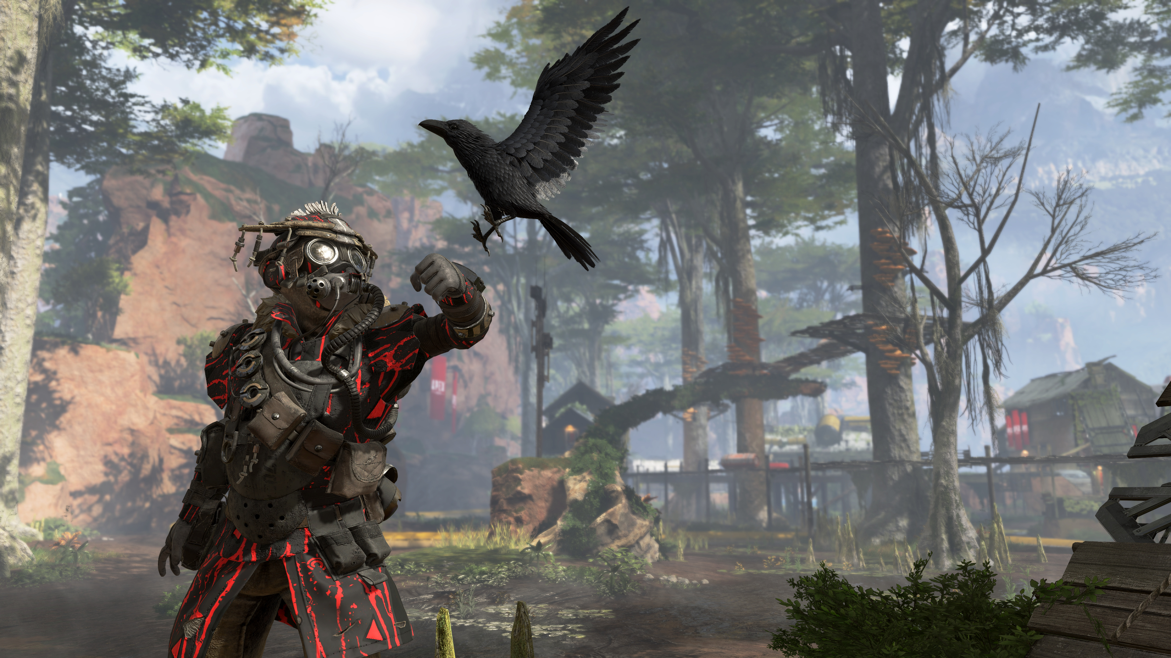 Nueva comparativa gráfica de Apex Legends entre PC y consolas