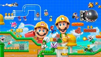 Super Mario Maker 2 ya tiene fecha de lanzamiento