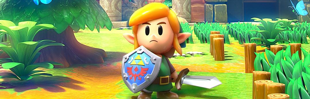 Análisis Zelda Link's Awakening