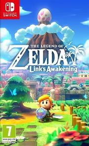Carátula de Zelda: Link's Awakening - Nintendo Switch