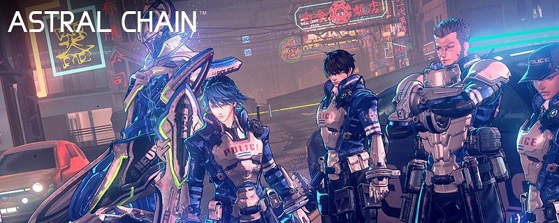 Astral Chain, la espectacular acción sinérgica de Platinum Games