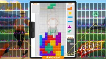 Tetris 99 presenta evento especial inspirado en Ring Fit Adventure