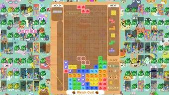 Tetris 99 tendrá una colaboración con Animal Crossing: New Horizons en su próximo torneo