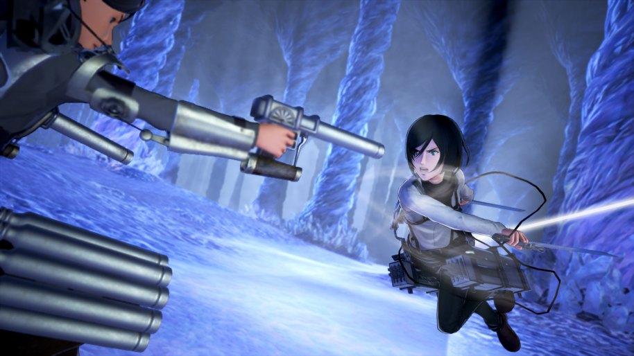 Attack on Titan 2 Final Battle Nintendo Switch