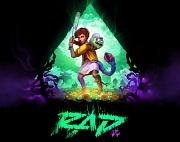 Carátula de RAD - PS4