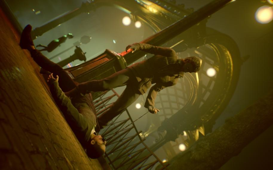 Vampire The Masquerade - Bloodlines 2: Vampire: The Masquerade - Bloodlines 2, World of Darkness está de vuelta