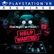 Carátula de Five Nights at Freddy's VR: Help Wanted - PS4