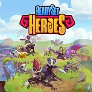 Carátula de ReadySet Heroes - PS4