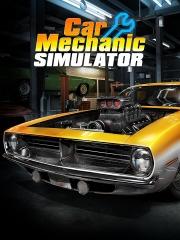 Carátula de Car Mechanic Simulator - PC