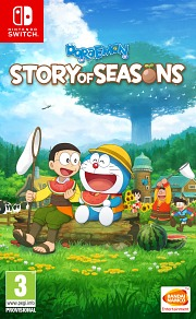 Carátula de Doraemon: Story of Seasons - Nintendo Switch