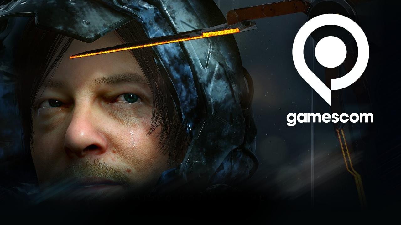 Death Stranding presenta nuevos personajes en la Gamescom 2019