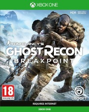 Carátula de Ghost Recon: Breakpoint - Xbox One