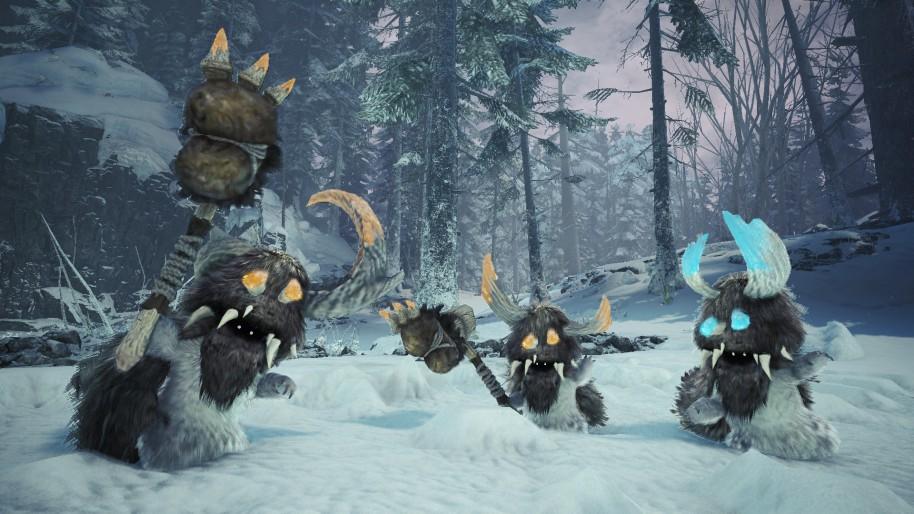 Monster Hunter World Iceborne: Monster Hunter World: Iceborne, la cacería se expande a terrenos nevados
