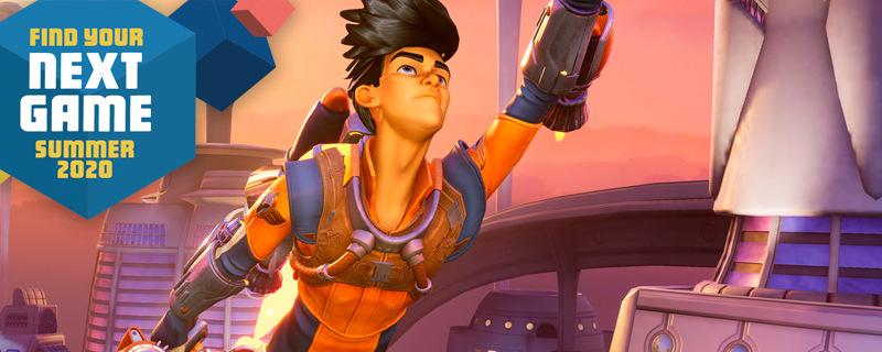 Rocket Arena, el nuevo y explosivo shooter de EA