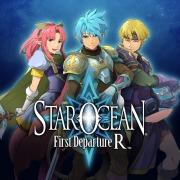 Carátula de Star Ocean: First Departure R - PS4