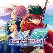 Carátula de Legend of the Tetrarchs - Nintendo Switch