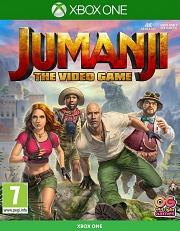 Carátula de Jumanji: The Video Game - Xbox One