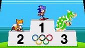¡Mario y Sonic en los Juegos Olímpicos - Tokio 2020 presenta su desafío retro!