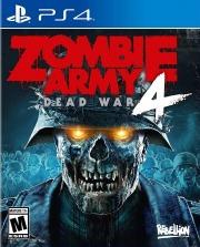 Carátula de Zombie Army: Dead War 4 - PS4
