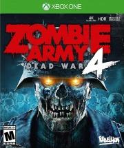 Carátula de Zombie Army: Dead War 4 - Xbox One