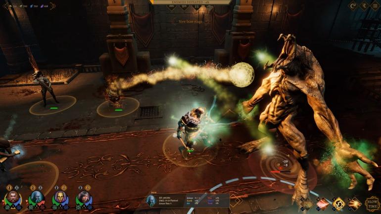 Tower of Time es un RPG de estilo clásico que nos transporta a un mundo donde la tecnología y la magia se han fusionado.