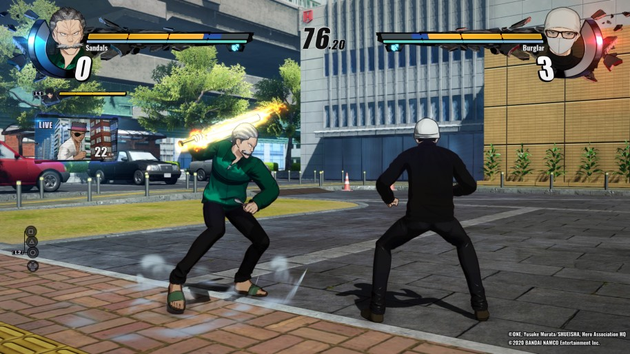 One Punch Man PC