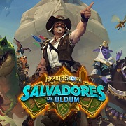 Carátula de Hearthstone: Salvadores de Uldum - iOS