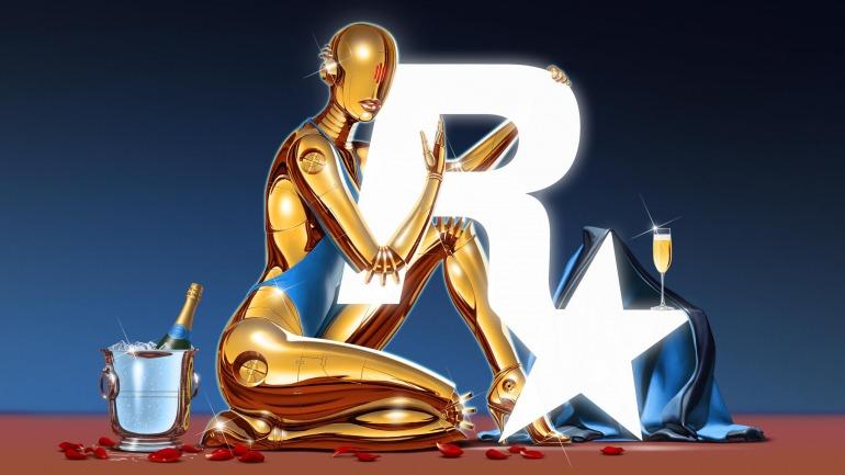 Una misteriosa imagen promocional publicada por Rockstar hace pocas semanas.