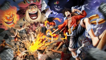 ¡Probamos One Piece Pirate Warriors 4! Impresiones del musou para PS4, Xbox One, Switch y PC
