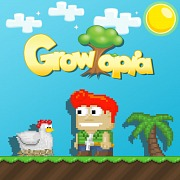 Carátula de Growtopia - Nintendo Switch