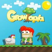 Carátula de Growtopia - PS4