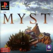 Carátula de Myst - PS1