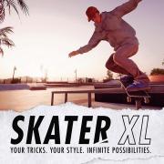 Carátula de Skater XL - PC