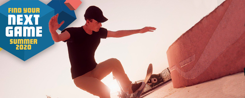 Skater XL, un juego de skate con buenos trucos pero que falla en su aterrizaje