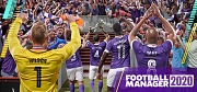 Carátula de Football Manager 2020 - Stadia