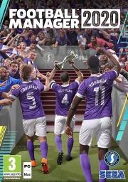 Carátula de Football Manager 2020 - PC