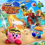 Carátula de Super Kirby Clash - Nintendo Switch