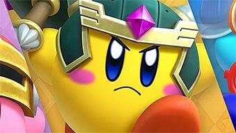 Super Kirby Clash es uno de los anuncios del Nintendo Direct ¡Juego ya disponible!