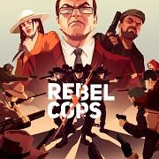 Carátula de Rebel Cops - Nintendo Switch