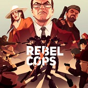 Carátula de Rebel Cops - Xbox One