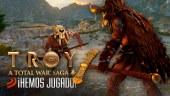 Te mostramos en vídeo el mapa estratégico y una gran batalla en A Total War Saga: Troy