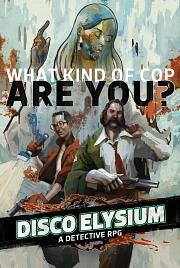 Carátula de Disco Elysium - PC