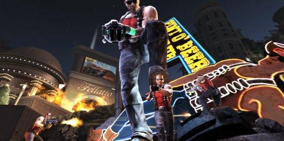 Duke Nukem Forever: Impresiones multijugador