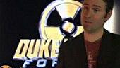 Video Duke Nukem Forever - Entrevista con Steve Gibson