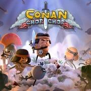Carátula de Conan Chop Chop - PS4